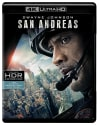 San Andreas on 4K Blu-ray for $9 + free no-rush shipping