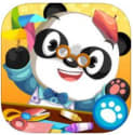 Art Class with Dr. Panda for iOS or Android for free