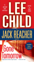 """Gone Tomorrow"" Jack Reacher #13 Kindle eBook for $3"