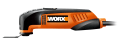 Worx 2.5A Oscillating Multi-Tool for $30 + free shipping