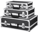 iKayaa 3pc Multi-Purpose Carrying Case Set for $30 + free shipping