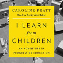 """I Learn from Children"" Audible Audiobook for free"