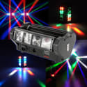 Lixada 80W Rotatable LED Stage Light for $72 + free shipping