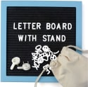 Prohapi Felt Letter Board for $9 + free shipping w/ Prime