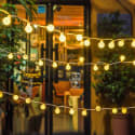Oak Leaf 13ft 30-LED Fairy Starry Lights for $5 + free shipping w/ Prime