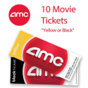 AMC Movie Ticket 10-Packs from $75 + free shipping