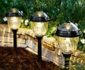 Better Homes Solar Landscape Light Set for $33 + free shipping w/ $35