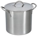 Mainstays 8-Quart Stainless Steel Stock Pot for $7 + pickup at Walmart