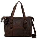 Frye Samantha Leather Satchel for $215 + free shipping