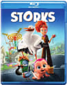 Storks on Blu-ray / Digital HD for $9 + free shipping w/Prime