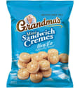 Grandma's Mini Sandwich Cookies 60-Pack for $15 + free shipping