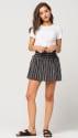 Socialite Women's Diamond Smock Skirt for $3 + free shipping