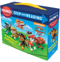 Paw Patrol Phonics Box Set for $6 + free shipping w/ Prime