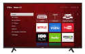 "TCL 55"" 4K WiFi LED LCD UHD Roku Smart TV for $340 + free shipping"
