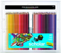 Prismacolor Scholar Colored Pencils 60-Pack for $12 + free shipping w/ Prime