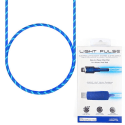 Light Pulse USB to Lightning Cable for iPhone for $9 + free shipping