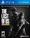 The Last of Us Remastered for PS4 for $8