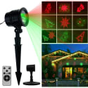 Yoyokit Christmas Outdoor Projector Light for $29 + free shipping