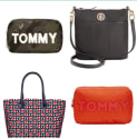 Tommy Hilfiger Handbags & Accessories: Up to 60% off + free s&h w/beauty item