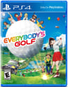 Everybody's Golf for PS4: preorders for $30 + free shipping