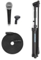 Samson VP10X Microphone Value Pack for $27 + free shipping
