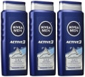Nivea Men Active3 16.9-oz. Body Wash 3-Pack for $8 + free shipping