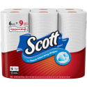 6 Scott Choose-a-Sheet Paper Towel Mega Rolls for $5 + pickup at Walmart