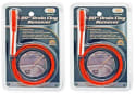 Drain Clog Remover 2-Pack for $5 + free shipping