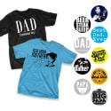 Men's Father's Day T-Shirts for $14 + free shipping