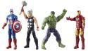 Marvel Titan Hero Series Avengers 4-Pack for $13 + pickup at Walmart