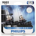 Philips Vision Upgrade Headlight 2-Pack for $9 + free shipping w/ Prime