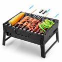 "Uten Portable 14"" Barbecue Grill for $15 + free shipping w/ Prime"