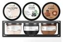 QQCute Himalayan Charcoal Coffee Body Scrub for $12 + free shipping w/Prime