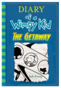 "Jeff Kinney ""Diary of a Wimpy Kid: Getaway"" for $4 + pickup at Walmart"
