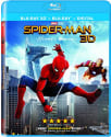 Spider-Man: Homecoming 3D Blu-ray / Blu-ray for $14 + free shipping w/Prime