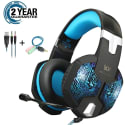 Kotion Each G1000 RGB LED Gaming Headset for $17 + free shipping w/ Prime