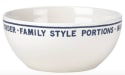 Kate Spade New York Orders Up Serving Bowl for $30 + $8 s&h