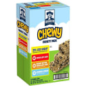 58 Quaker Chewy Granola Bars for $8 + free shipping