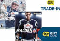 $15 Best Buy Gift Card, more: free w/Madden 17 trade