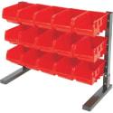 Ironton 15-Bin Tabletop Storage Rack for $15 + Northern Tool pickup