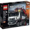 LEGO Technic Mercedes-Benz Arocs Kit for $175 + pickup at Walmart