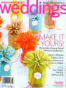 Weddings Magazine 1-Year Subscription: 4 issues for free