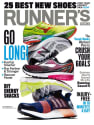 Runner's World Magazine 1-Year Subscription: 12 issues for $6