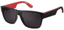 Carrera Men's Black/Red Square Sunglasses for $32 + free shipping