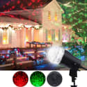 YMing Rotating LED Christmas Projector Lights for $10 + free shipping w/ Prime