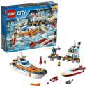 LEGO City Coast Guard Head Quarters Set for $89...or less + free shipping