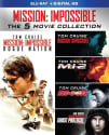 Mission: Impossible Collection on Blu-ray/HD for $19 + pickup at Best Buy