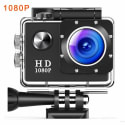 Nanish Action Camera Underwater Cam for $30 + free shipping