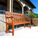 Vifah Outdoor 2-Person Bench for $101 + free shipping