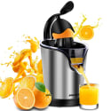 Sowtech Stainless Steel Electric Juicer for $30 + free shipping